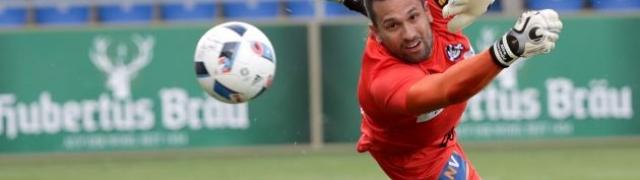 Nogometaš Miro Varvodić talentiran i zgodan golman Stuttgart Kickersa