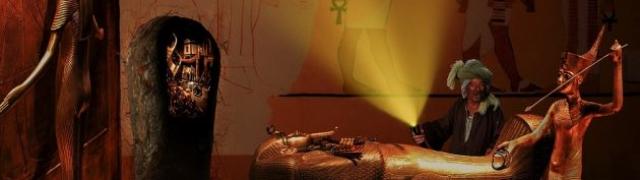 Tutankamonovo blago: serija koju ćemo pratiti s uzbuđenjem