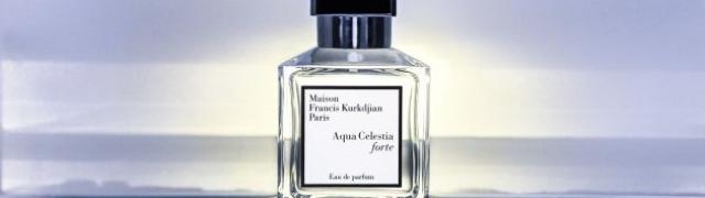 Nova riječ u jeziku parfema: Aqua Celestia forte