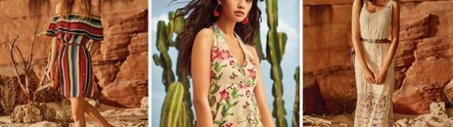 Modna kolekcija kojom vladaju haljine i kombinezoni