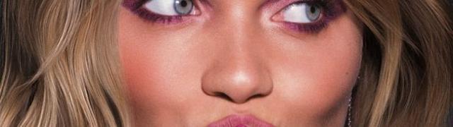 Make up za vaše oči poput satena
