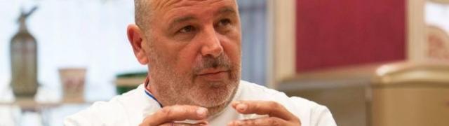 Chef Hrvoje Zirojević kulinarska zvijezda slavnih u zagrljaju mediteranske kuhinje