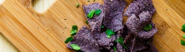 Napravite zdravi hrskavi čips od patlidžana i saznajte sve o blagodati ove povrtnice