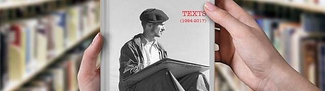 "Zbirka ogleda i eseja Alfreda F. Krupe ""Tekstovi"""