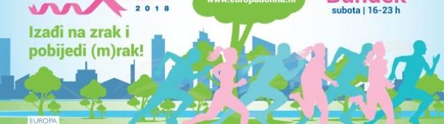 Humanitarna utrka Europa Donna Zagreb Pink Run