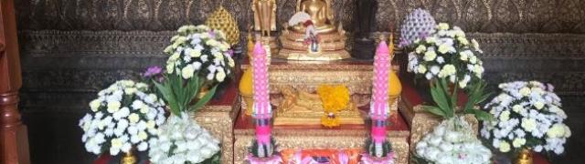 "Hram ležećeg Bude ""Wat Pho"""