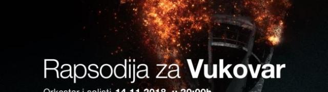 Koncert Rapsodija za Vukovar