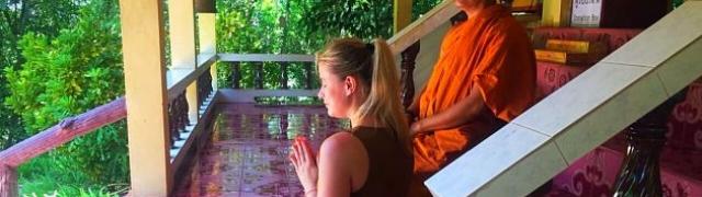 Moje iskustvo s budističkim redovnikom na Tajlandu