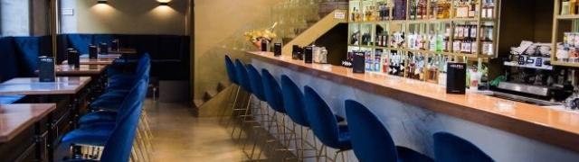ELFS & bubbles bar pravo koktel osvježenje u vrućem Zagrebu