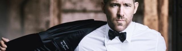 Miris Armani Code savršeno utjelovljuje Ryan Reynolds