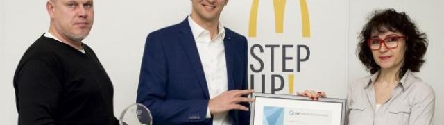 McDonald's pruža izvrsne prilike svima koji traže posao
