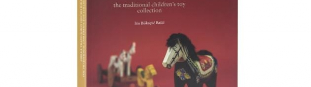 Promocija knjige Zbirka tradicijskih dječjih igračaka