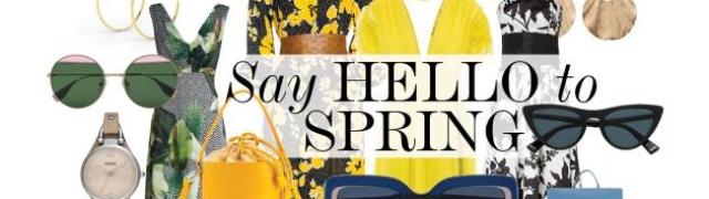 Proljetno modno šarenilo stiže na ulice