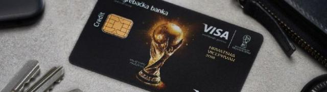 Vrijedne uspomene uz FIFA World Cup™ Visa kreditne kartice