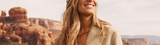 Glamurozna modna inspiracija u želji za putovanjima