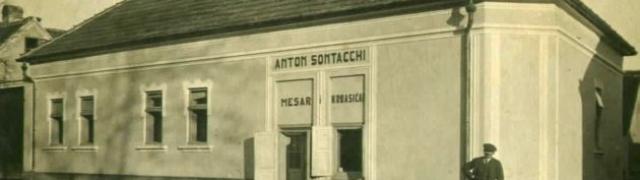 Nomen est omen ili ime je opis u vinariji Sontacchi