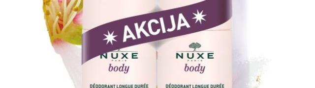 Isprobajte dezodorans s dugotrajnim djelovanjem