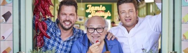 Gastronomski izazov  Danny DeVita i Jimya Olivera