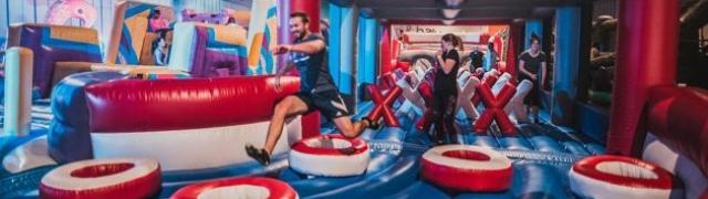 Najveći svjetski zabavni park na napuhavanje stiže u Hrvatsku