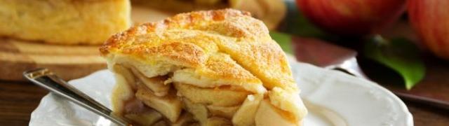 Pita od jabuka prema receptu naših baka