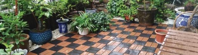 Dugotrajno rješenje za uvijek lijepe terase i okućnice