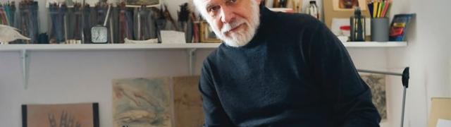 Dimitrije Popović 50.g. umjetničkog stvaralaštva
