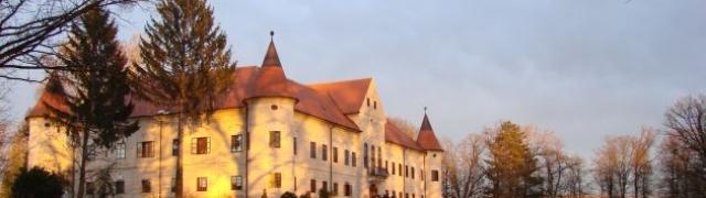 Zavirite u dvorac Lužnica barokni biser Zaprešića