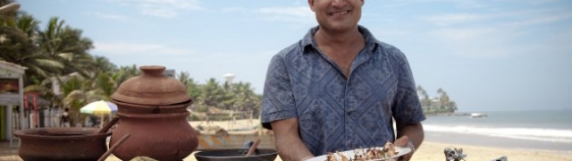 Moja Šri Lanka s kuharom Peterom Kuruvitom