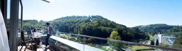 Hotel Atlantida u Rogaškoj prava je slovenska oaza mira i suptilnog luksuza