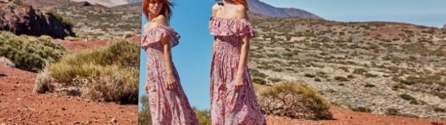 Boemske haljine od prozračnih materijala koje ćemo tako voljeti nositi