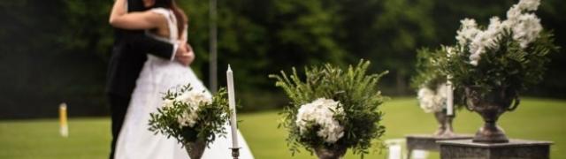 Vjenčanje kao na filmu