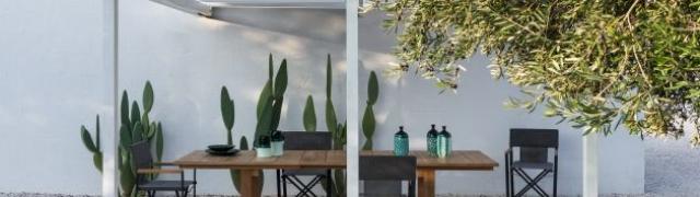 Vrtne garniture, ležaljke i lanterne za vaše sunčane dane