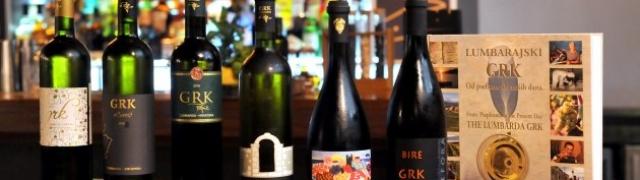 Vino Grk –  zlato Lumbarde
