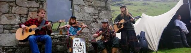 U Zagrebu na tradicionalni američki folk