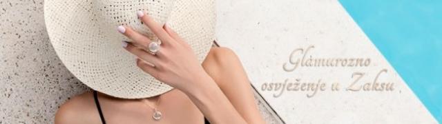 Ženstvena kolekcija nakita koja ostavlja bez daha