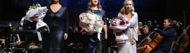 Koncertna čarolija u Hrvatskom narodnom kazalištu u Zagrebu