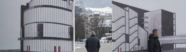 Tužna zenička trojka – Paviljon BiH