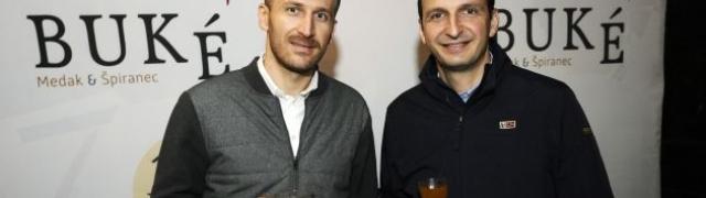 Bùkē kuhanog vina Medak & Špiranec