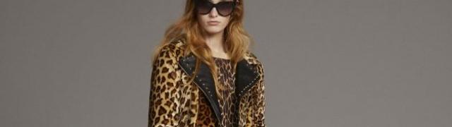 Leopard uzorak najpopularniji je na modnim dodacima