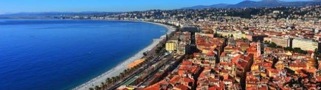 Najbolja mjesta za zimski posjet na Azurnoj