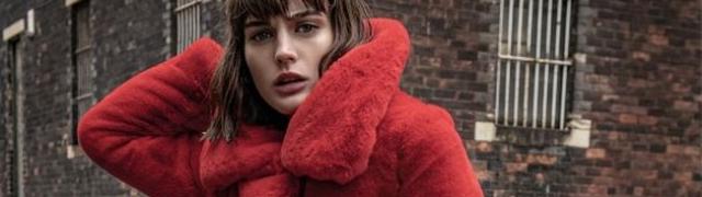 Apsolutni hit – topli kaputi od umjetnog krzna u boji