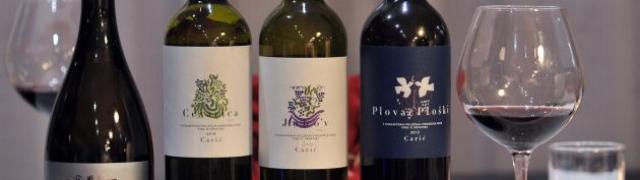Vino i poezija: pjenušavo biser vino Danica vinarije Carić
