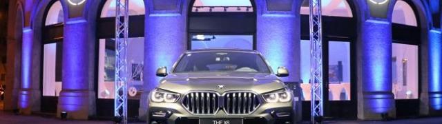 THE X6 dostupan u svim poslovnicama Tomić & Co.