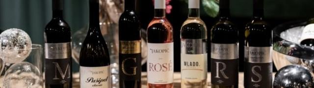 Predstavljanje vina Jakopić