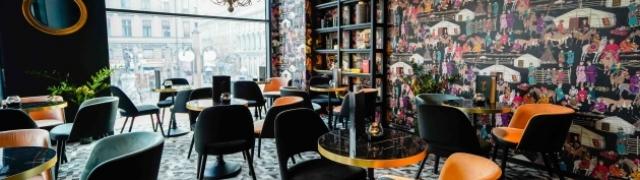Novi Takenoko restoran na zagrebačkom Cvjetnom trgu