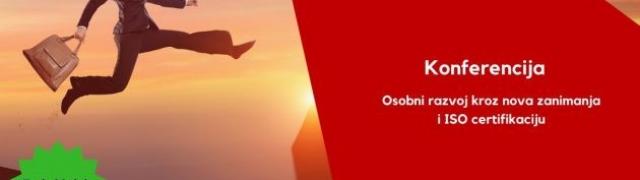 Konferencija – Osobni razvoj kroz nova zanimanja i ISO certifikaciju