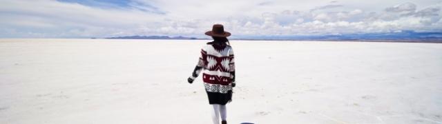 Bolivija: Svi su putohololičari zaluđeni sa Salar de Uyuni slanim jezerom