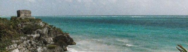 Cancun mjesto gdje ljeto traje zauvijek