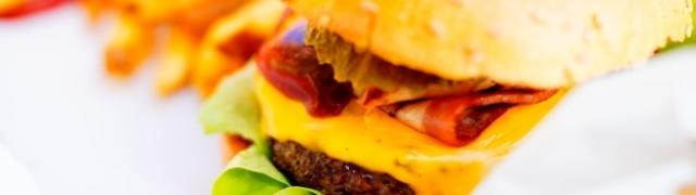 McDonald's otvoren samo na McDrive liniji i dostavi