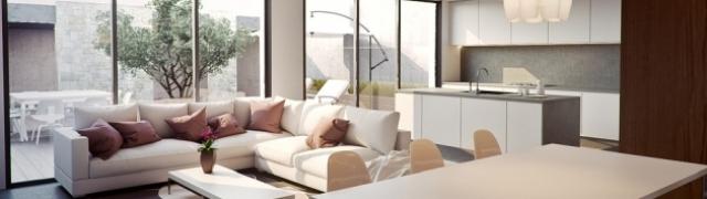 Glamurozni ili minimalistički izgled doma postignite bojama i određenim detaljima